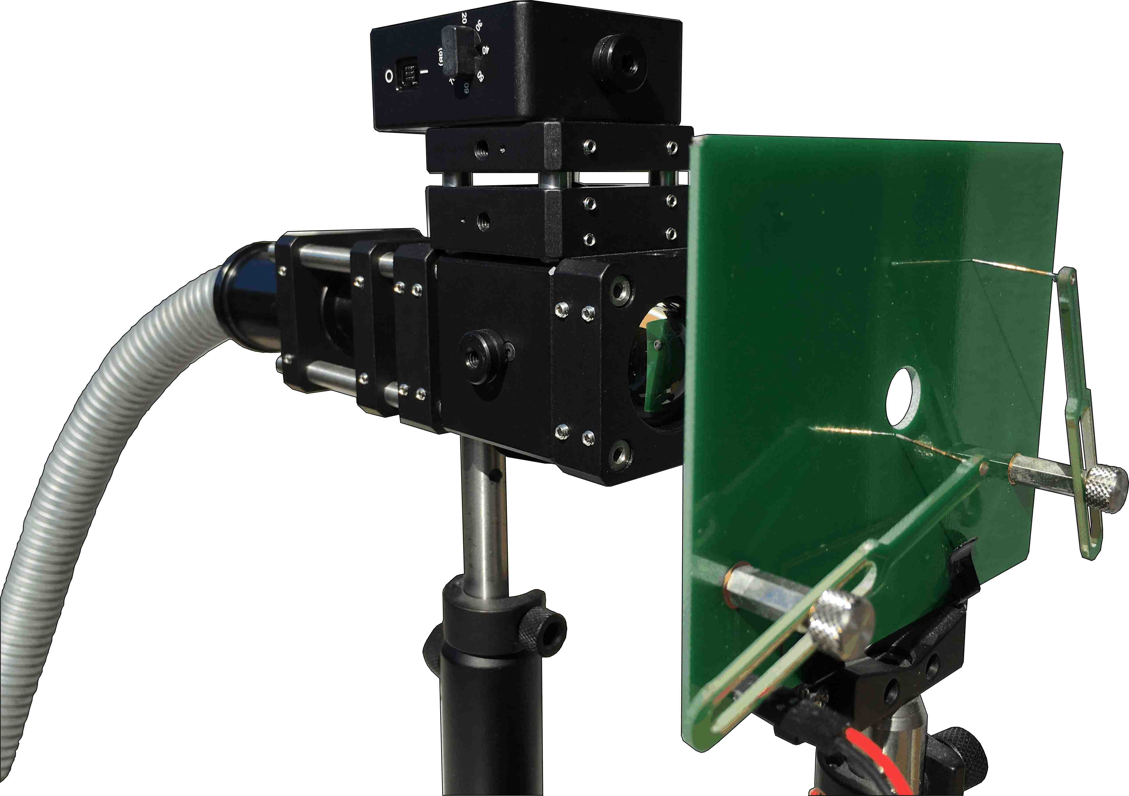 Quantum Efficiency Measurement System accesories optics 2